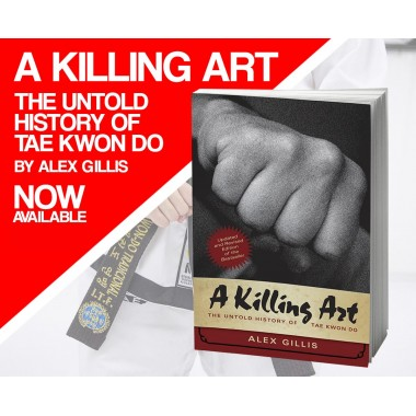 A Killing Art - av Alex Gillis