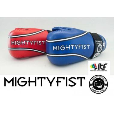 Mightyfist sparrings hansker i lær